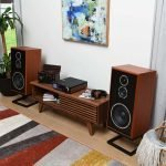 american audio co at UK audio show 2021
