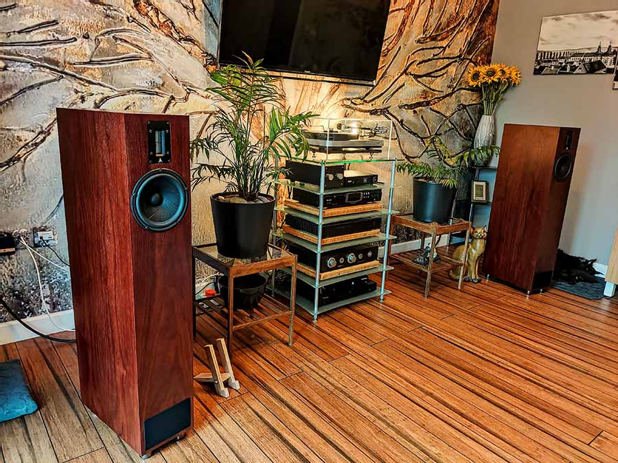 Kerr Acoustic At The UK Audio Show 2021