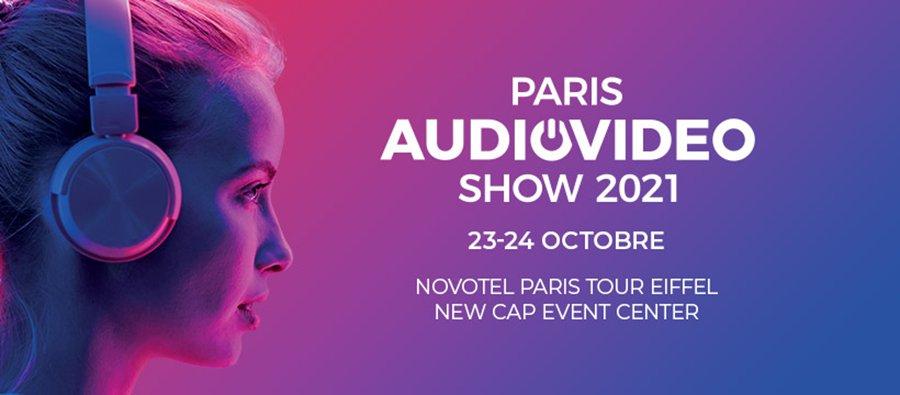 Paris Audio Video Show 2021