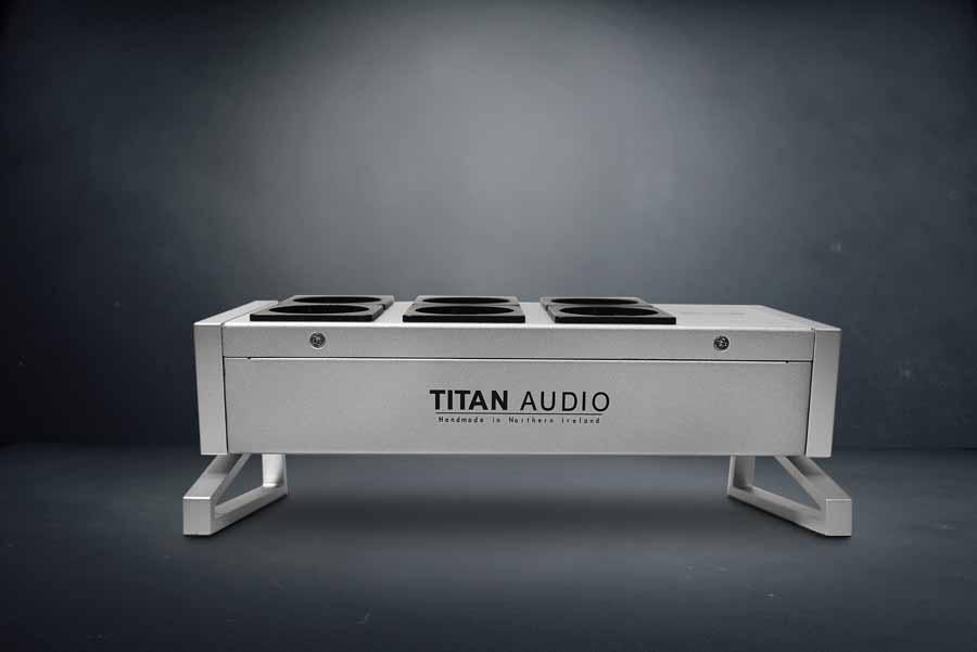Titan Audio Eros Mains Powerblock